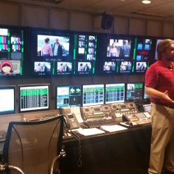 BCTC Tour Media Lab