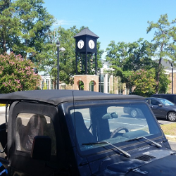 Coastal Carolina University Tour