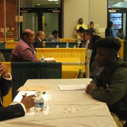 College II Career Interviews