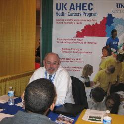 College II Career event - UK Health