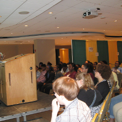 College II Career event - Ms. Tee