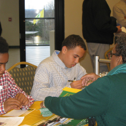 College II Career event - KSU Representative