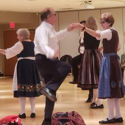 Ashwood Folk Dancing