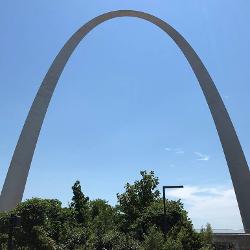 Summer 2018 St. Louis Arch