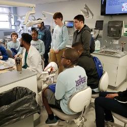 UK Dental School Tour