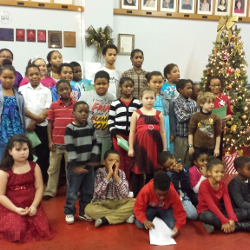 2014 King Center Christmas Party