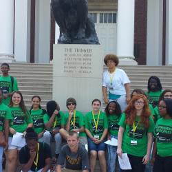 2014 University of Louisville College Tour