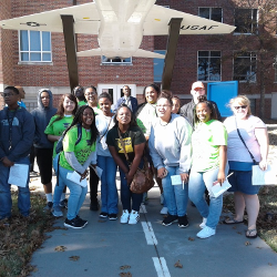 2016 Tennessee State University College Tour