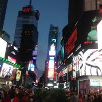 2016 New York City Trip - Times Square