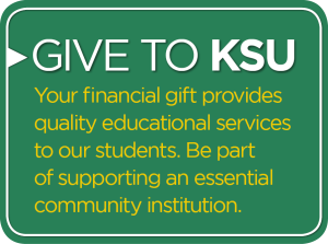 Give to KSU