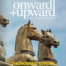Special COVID-19 edition of onward + upward is available now