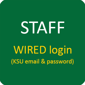 Staff WIRED login