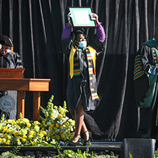 Kentucky State University confers more than 200 degrees at commencement