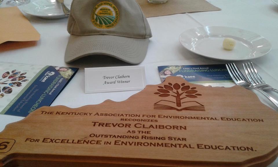 Claiborn's Award
