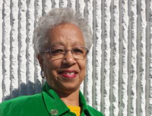 Ms. Cornelia Calhoun, KSU Alumnus