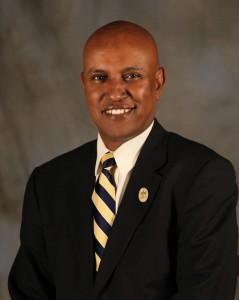 Dr. Teferi Tsegaye