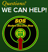 One Stop Shop Logo - Green Background