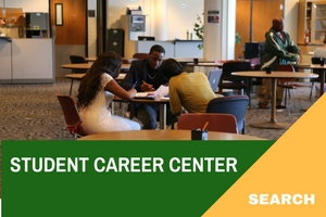 Student Career Center Search