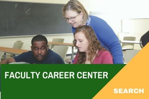 Faculty Career Center Search