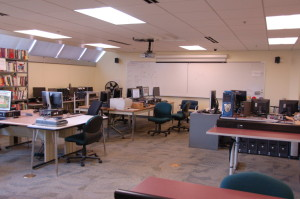HH 322 - Graduate Research Lab