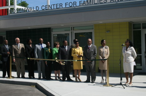 Rosenwald Center Opens