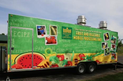 KSU Mobile Food Processing Unit