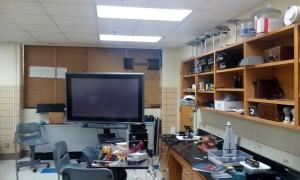 Physics Projects Laboratory