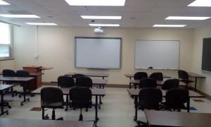 Carver 106 Classroom