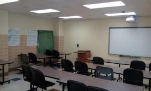 Carver 107 Classroom