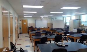 Carver 108 Physics Laboratory