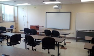 Carver 114 Classroom