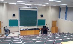 Carver 115 Auditorium