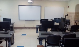 Carver 118 Computer Lab and Classroom