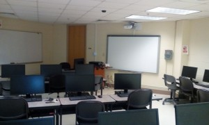 Carver 124 Computer Lab