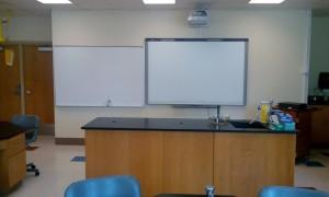 Carver 212 Biology Laboratory