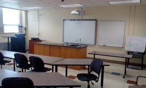Carver 217 Classroom