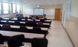 Carver 218 Classroom