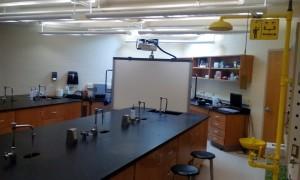Carver 224 Chemistry Laboratory