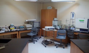 Carver 227 Chemistry Laboratory