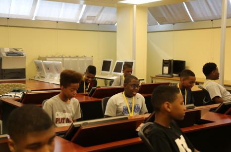 ERD - Minority Male Maker Students