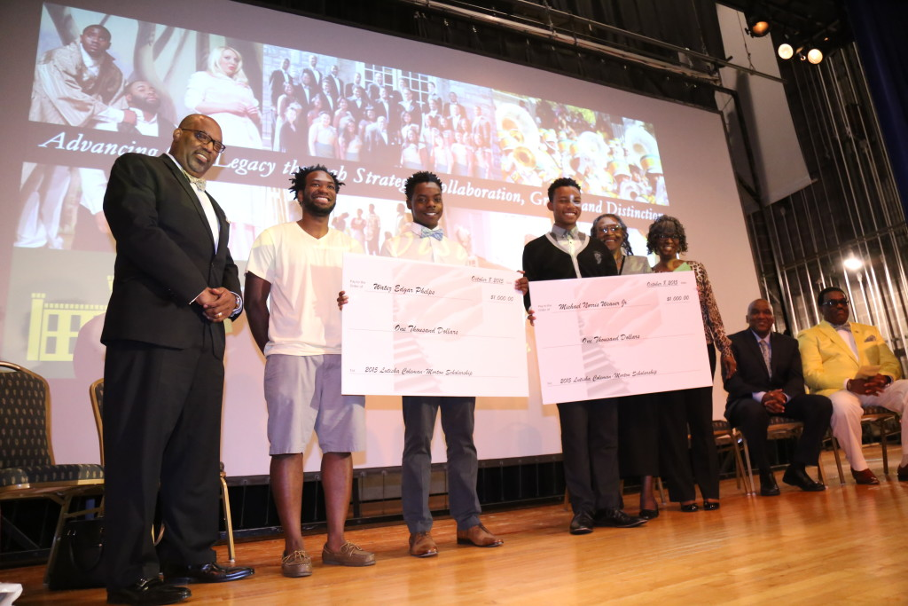 LCM Scholarship winners