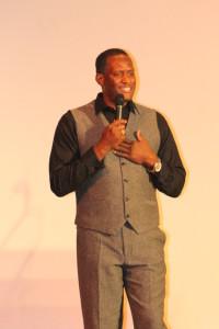 KSU alum Corey Hicks, author and motivational speaker