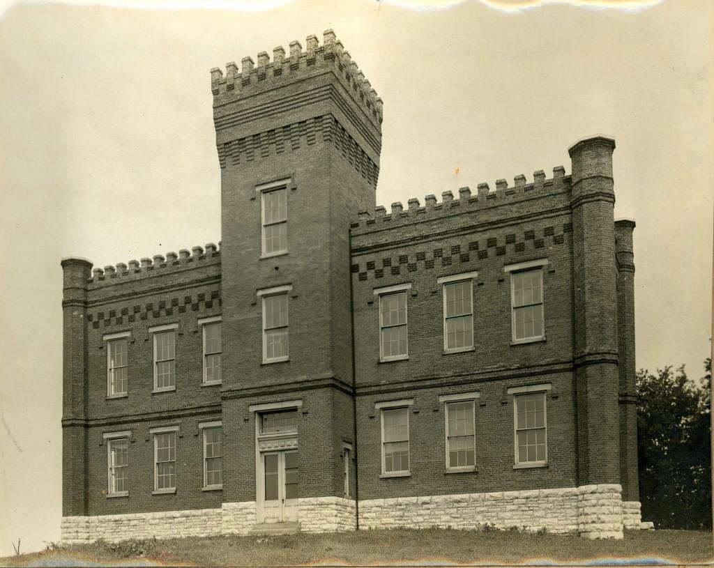 jackson hall 1930