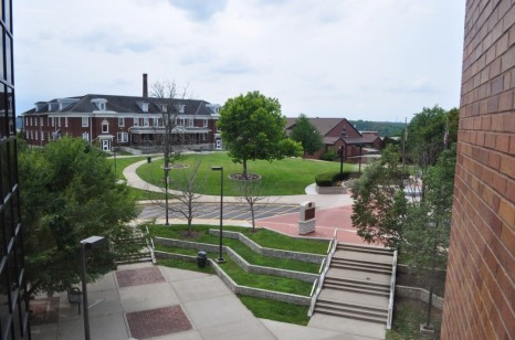 campus view from sc