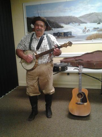 KSU spotlights banjo player David Hurt in performance lecture