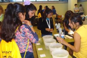 tech savvy girls in STEM