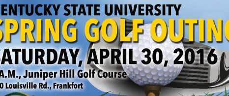 golf outing flyer