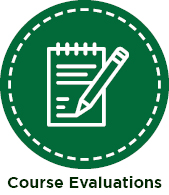 Course Evaluation Button