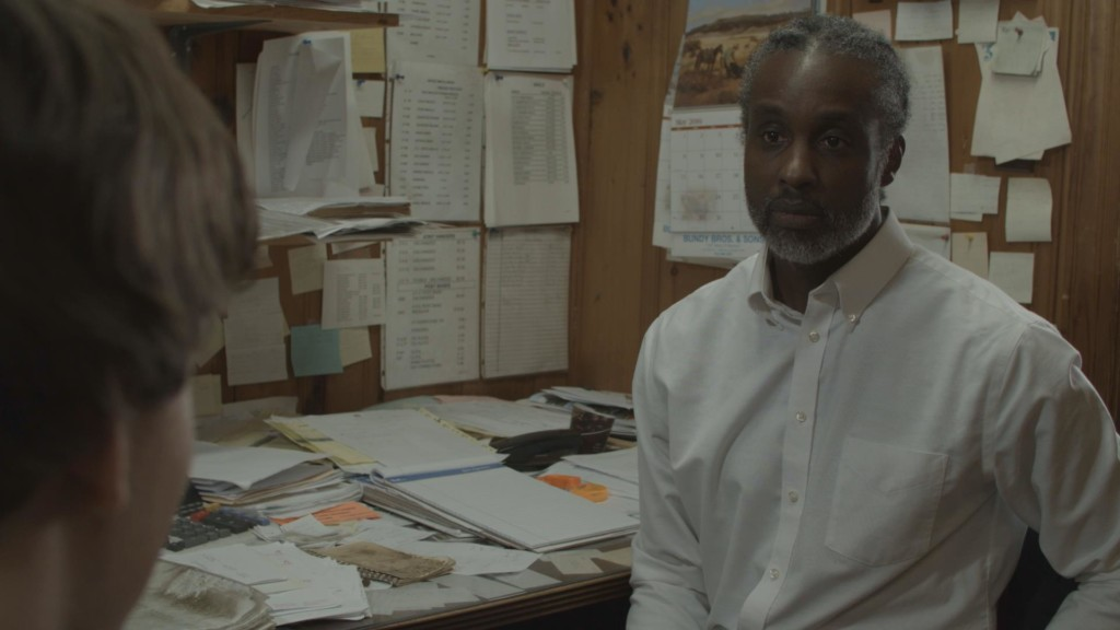 KSU Research Analyst Shimar Keith makes his film debut in 'Andy's Rainbow'