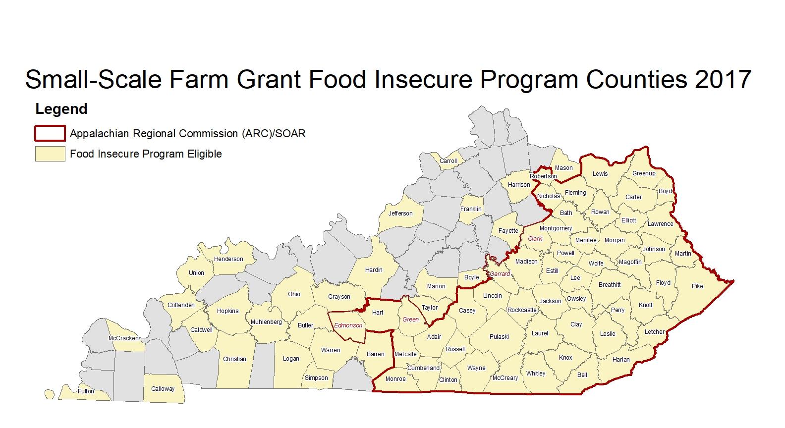 Small-Scale Farm Grant Program | Kentucky State University